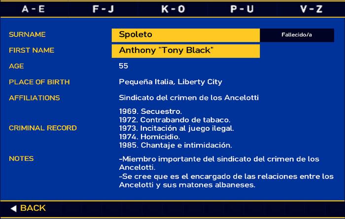 Anthony Spoleto LCPD