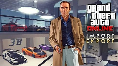 GTA Online Importaciones Exportaciones - Tráiler