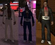 Seguidores de Elvis GTA SA