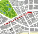 South Boulevard Del Perro
