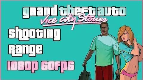 GTA Vice City Stories - Campo de Tiro de Phil - 1080p 60fps