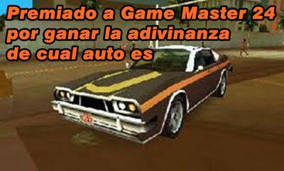 PREMIADO A game-master 24
