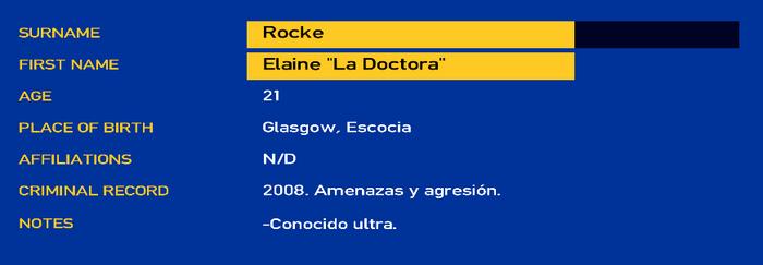 Elaine rocke
