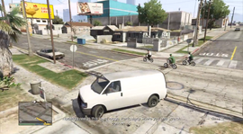 GTA V Easter Egg - Referencia a Sweet and Kendl