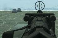 Valkyrie minigun GTA V