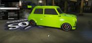 Issi classic modificado GTA O
