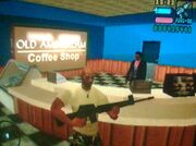 La tienda Old Amsterdam caffe shop