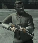 Andrei AK-47