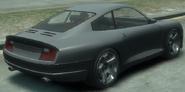 Comet detrás GTA IV