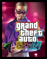 Misiones de Grand Theft Auto: The Ballad of Gay Tony