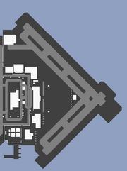 Mapa Aeropuerto Internacional Francis (CW)