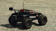 RCBandito-GTAO-TrophyTruck atrás con cortinas y alerón