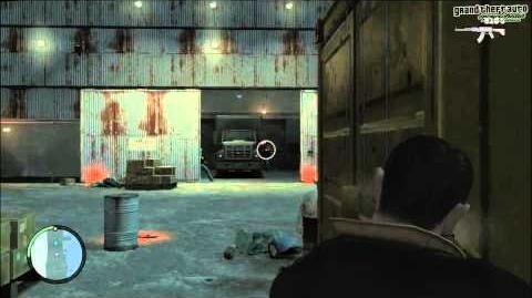 GTA IV Mission Harboring a Grudge