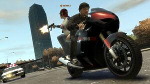 GTA 4 online 8
