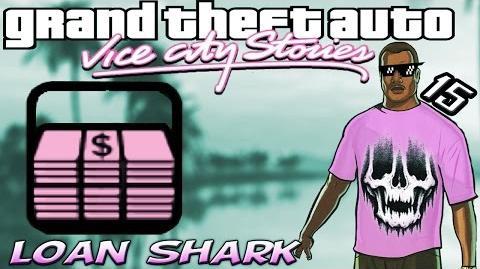 GTA VCS 15 Loan Shark 100% Walkthrough