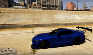 Dominator GTX Tuning GTA O
