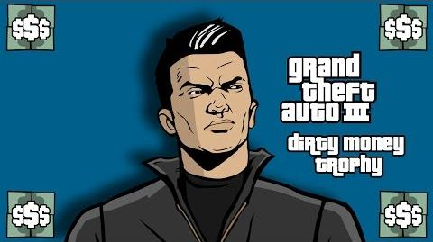 Grand Theft Auto 3 - Dirty Money Trophy! FAST AND EASY!