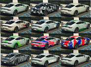 Paragon R GTA Online Cubiertas atrás