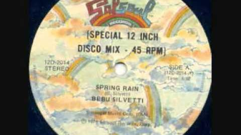 Bebu Silvetti - Spring Rain