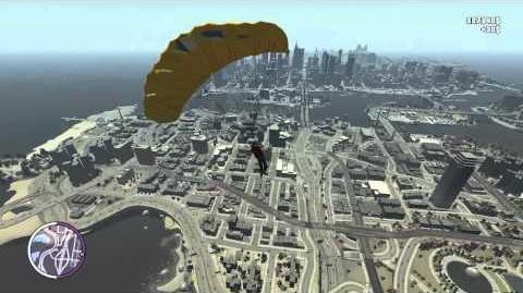 GTA IV EFLC TBoGT - Salto Base 2