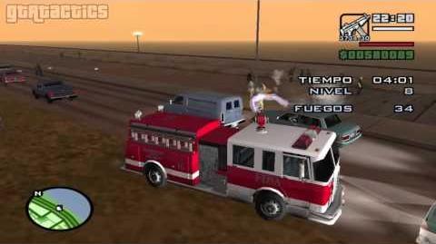 GTA San Andreas - Misiones secundarias - Episodio 3