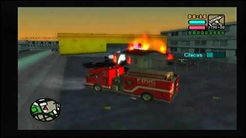 GTA VCS PS2 MISIÓN 18 CHORREANDO CHURRIS