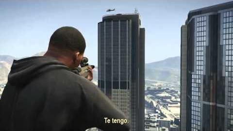 Grand Theft Auto V Gameplay Video Oficial