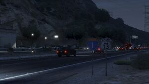 Los Santos Freeway