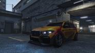 Rebla GTS modificada GTA Online