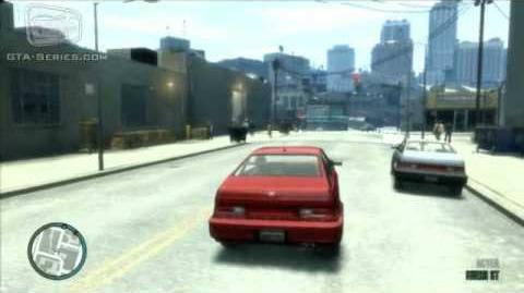 GTA IV High-End Assassination Mission - Bailing Out for Good