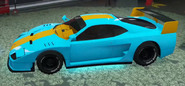 Turismo Classic modificado