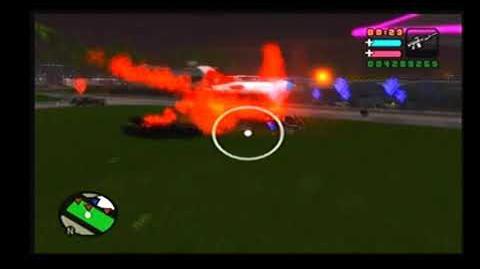 GTA VCS PS2 MISIÓN 46 ADIÓS A LAS ARMAS