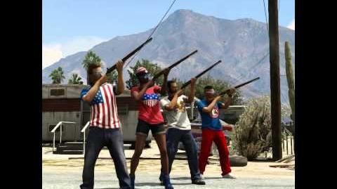 Grand Theft Auto Online The Independence Day Special -- Musket