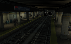 Quartz West Station GTA IV