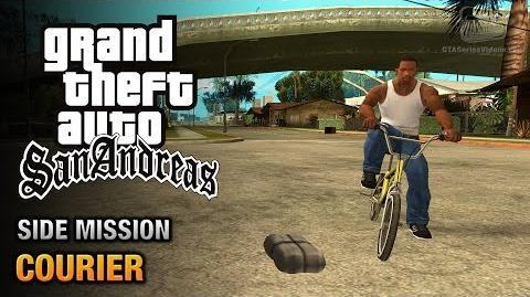 GTA San Andreas - Repartidor