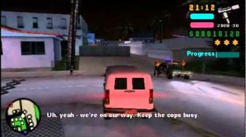 GTA Vice City Stories 25 - Money for Nothing