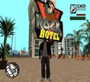 HOTEL V ROCK 1