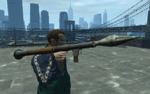 Lanzacohetes GTA IV