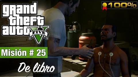 """Grand Theft Auto V - """"De libro"""""""