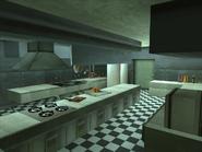 La cocina del Marcos Bistro