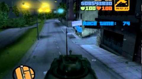 GTA 3 (Obtaining a FP BP EP Cheetah) No Cheats