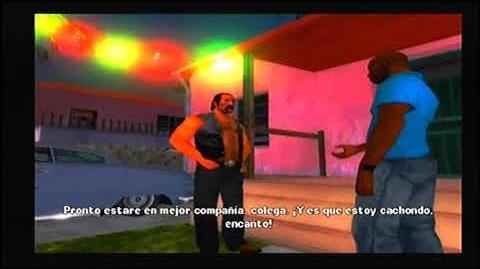 GTA VCS PS2 MISIÓN 20 PELOTAS