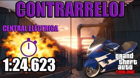 CONTRARRELOJ - CENTRAL ELÉCTRICA (GTA ONLINE) PS4