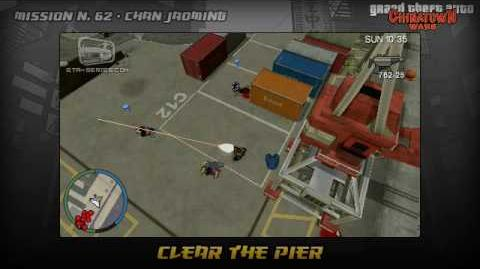 Clear the Pier