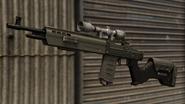 Fusil de tirador MkII-GTAV