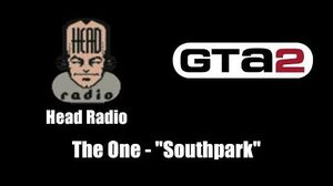 "GTA 2 (GTA II) - Head Radio The One - ""Southpark"""