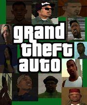 Grand Theft Auto Grove Street
