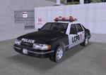 Police Car GTA III