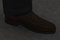 Zapatos marrones Oxford GTA IV