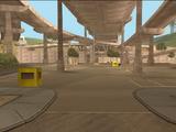 Estacionamiento de Mulholland